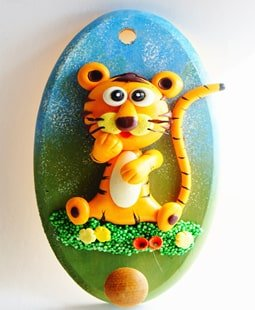 Children's Tiger Clay Project